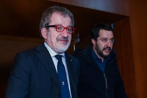 Salvini, scontro con Maroni: «Basta alleanze con Alfano o fuori dalla Lega»