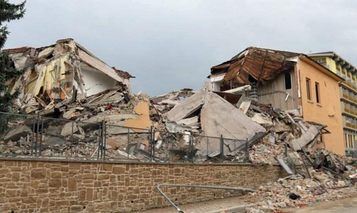 Terzo decreto terremoto