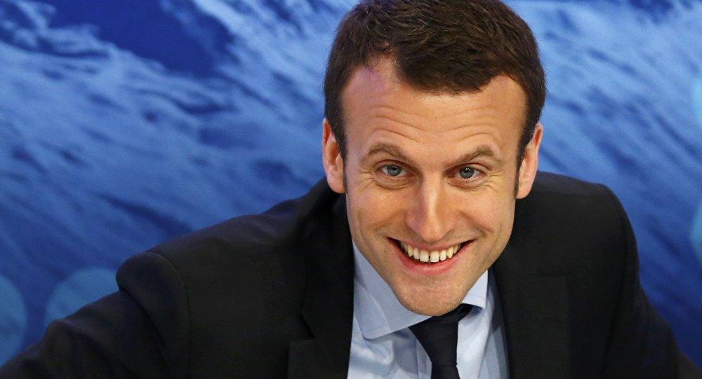 Vittoria Macron: reazioni