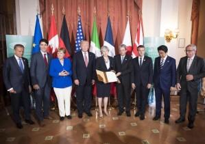 G7 2017 di Taormina