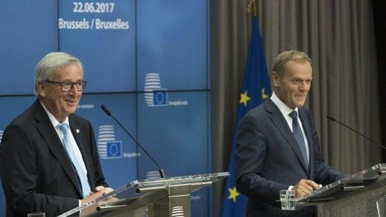 L'Europa riparte dalla difesa