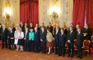 Nasce il secondo governo Prodi