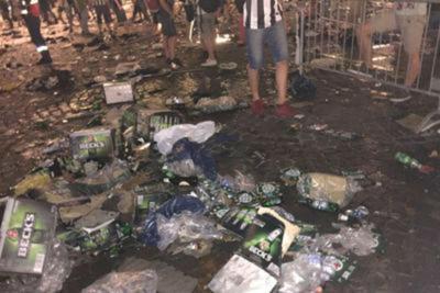 Notte choc a Torino, 1500 feriti nella calca.