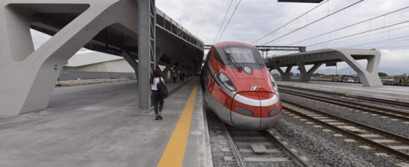 """Tav di Afragola, Gentiloni: """"Qui garantiamo sicurezza e sviluppo"""""""