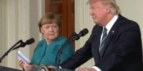 Trump contro la Germania
