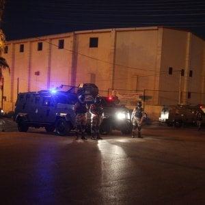 Amman, spari all'ambasciata di Israele