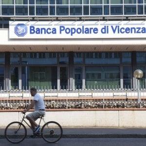 Ddl salvataggio banche venete