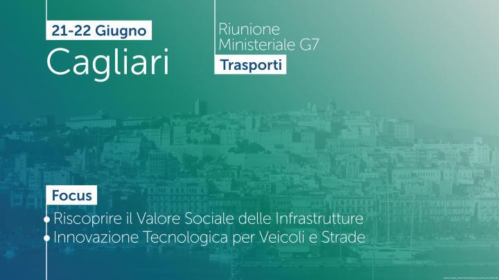 G7 trasporti a Cagliari