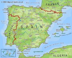 La Spagna su se stessa