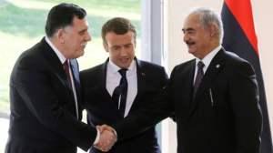Libia, Macron fa siglare tregua