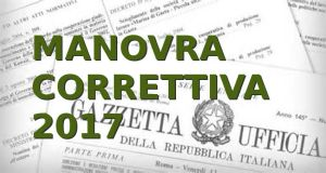 Manovra correttiva approvata