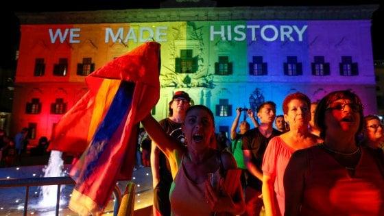 Matrimonio egualitario a Malta