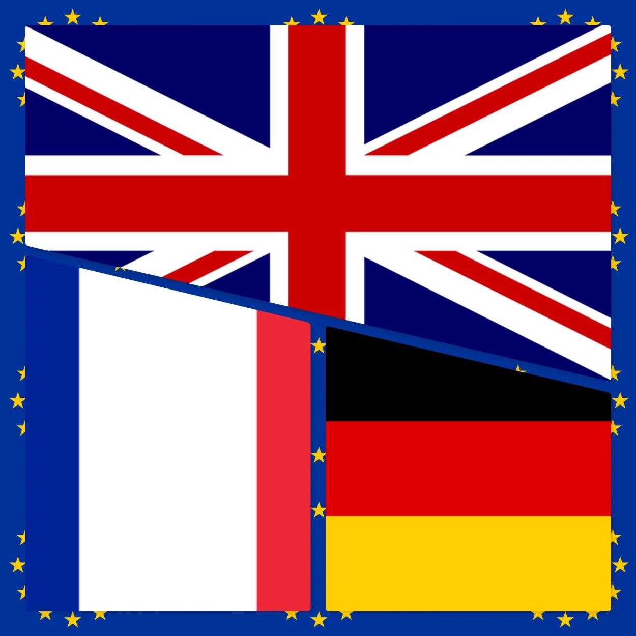 Sei mesi in Europa - primo semestre 2017