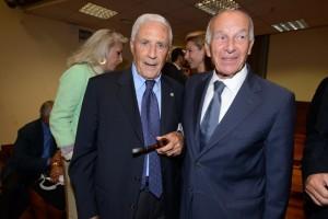 Bertinotti presidente della Camera, Marini presidente del senato