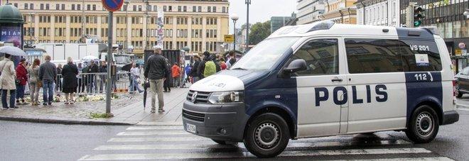 Finlandia, la polizia: «Attentatore puntava alle donne»