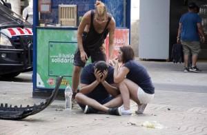 Attentato a Barcellona: le reazioni
