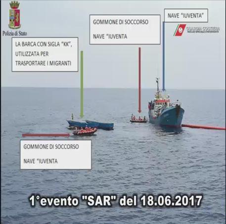 Sequestrata nave Iuventa: accusata di favoreggiamento di immigrazione clandestina