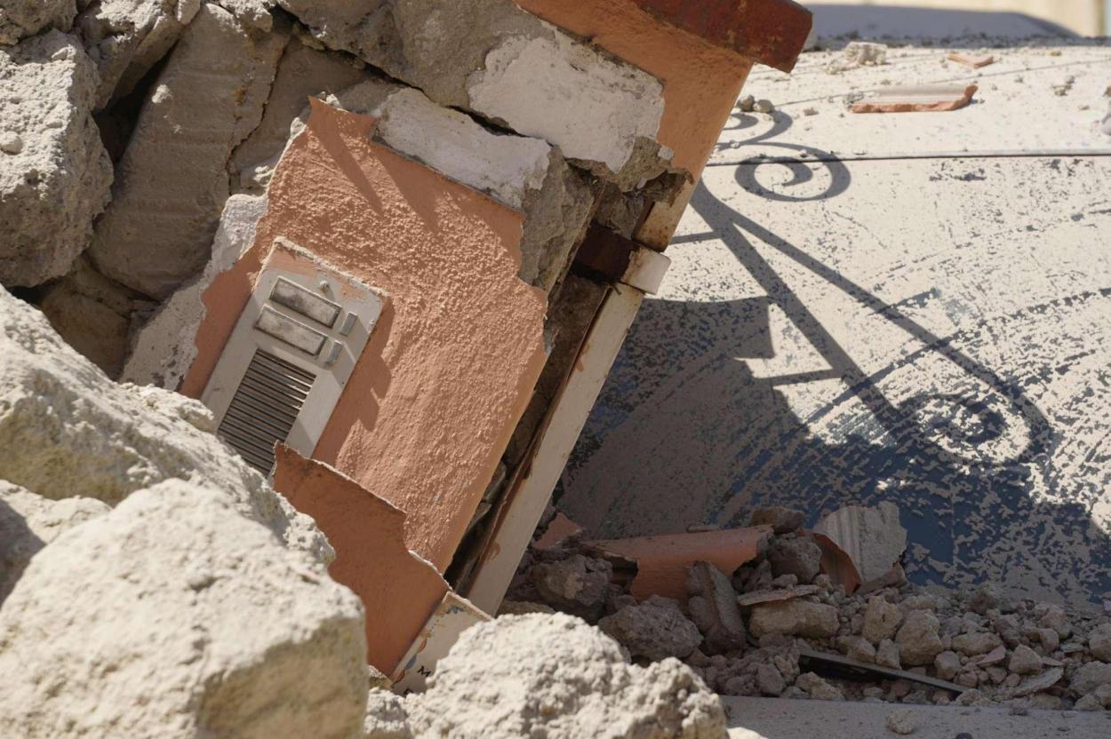 Terremoto a Ischia, due morti e 42 feriti