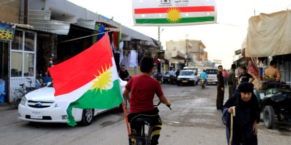 Kurdistan, il 93% vota a favore dell'indipendenza