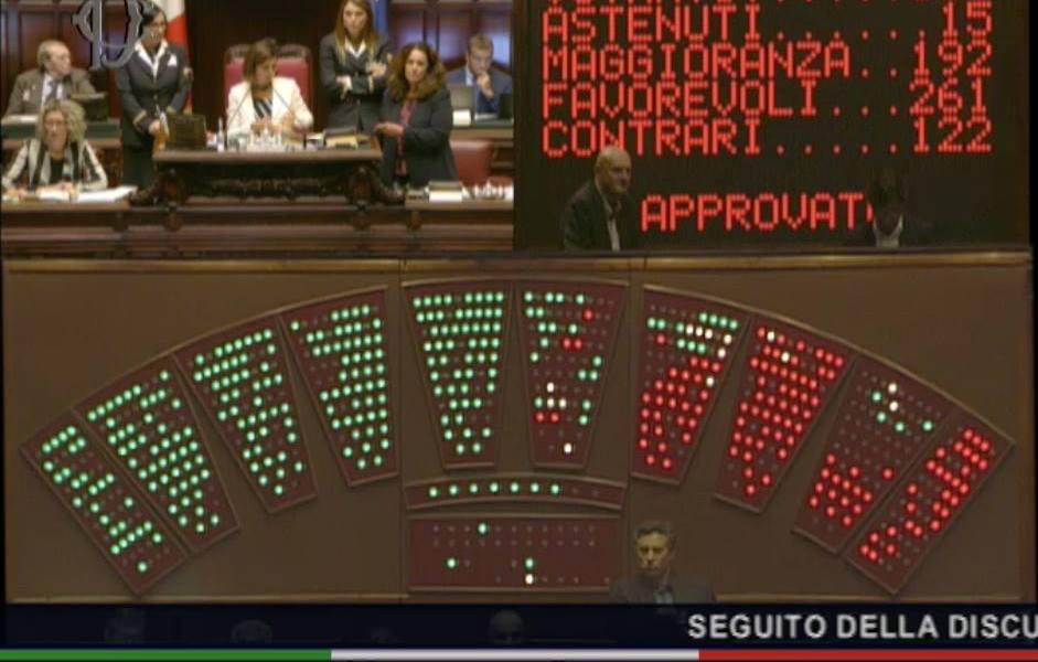 Approvata alla Camera la Legge Fiano contro la propaganda fascista