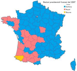 Francia: sfida tra Sarkozy e Royal