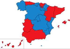 Spagna, vince il Psoe