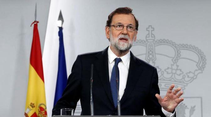 La Spagna estromette Puidgemont e revoca l'autonomia alla Catalogna