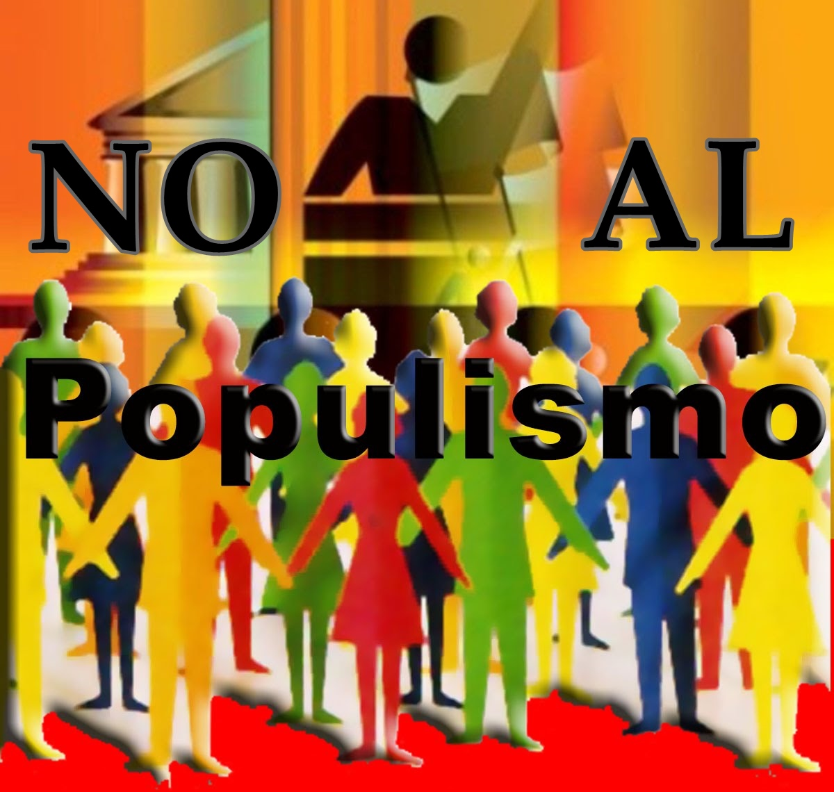 No al populismo