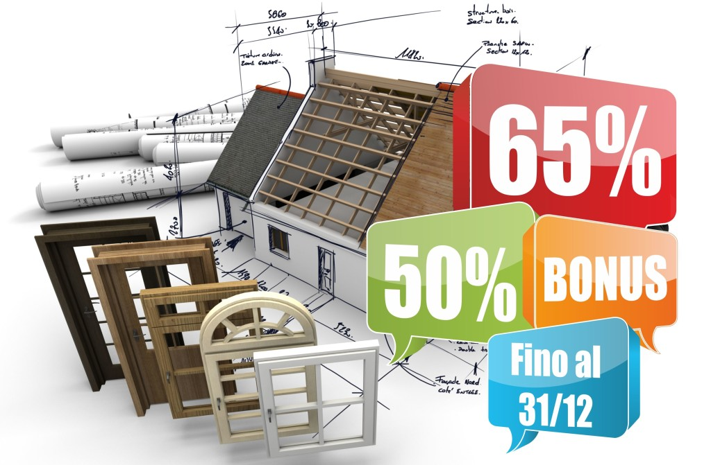 Bonus fiscali per ristrutturazioni e risparmio energetico