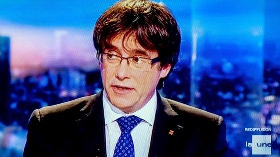 Catalogna, interrogati Puigdemont e i suoi 4 ex ministri