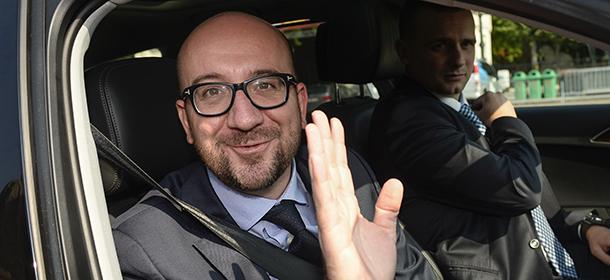 Charles Michel nuovo premier belga
