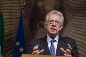 Governo Monti: secondo mese