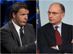 Il Pd sta con Renzi. Letta rassegna le dimissioni