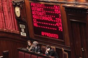 La Camera approva il dl semplificazioni