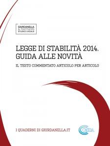 Legge di Stabilità 2014 è legge