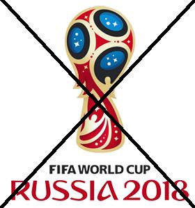 Per l'Italia niente mondiali di Russia