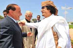 Italia-Libia, accordo su immigrazione
