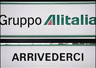 Alitalia, il Governo approva un prestito ponte di 300 milioni