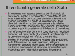 Camera approva il Rendiconto Generale del Bilancio dello Stato