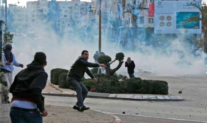 Gerusalemme capitale, esplode la rabbia palestinese