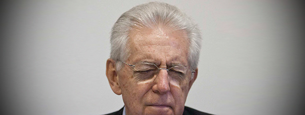 Governo Monti: sedicesimo mese