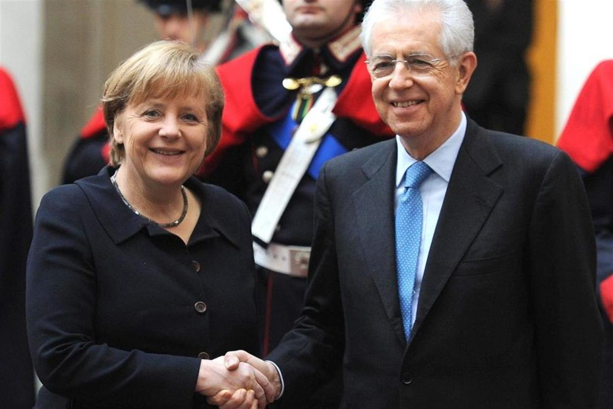 La Merkel promuove l'Italia Può farcela da sola