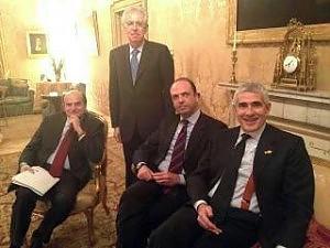 Monti convoca i leader di maggioranza