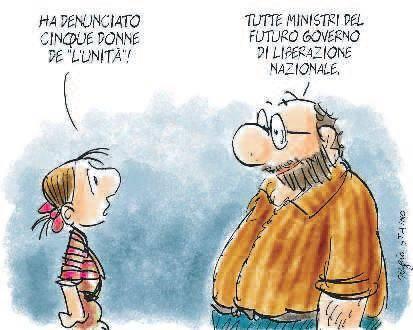 Berlusconi cita per danni anche l'Unità: le reazioni