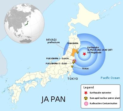 A tre anni dal disastro di Fukushima