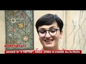 Arisa giudice a X Factor: