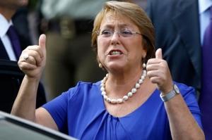 Bachelet vince le elezioni presidenziali
