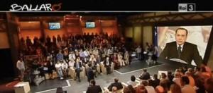 Berlusconi a Ballarò