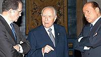 Berlusconi chiama in causa Ciampi.