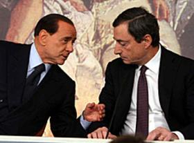 Berlusconi-Draghi ecco il patto per nomina Bankitalia